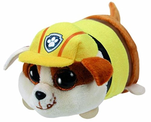 "Teeny Ty Paw Patrol - Rubble the Bulldog - 8cm 3"""