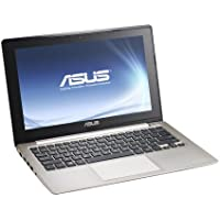 Asus VivoBook S400CA 35,6 cm (14 Zoll) Ultrabook (Intel Core i5 3317U, 1,7GHz, 4GB RAM, 500GB HDD, 24GB SSD, Intel HD 4000, Touchscreen, Win 8) ,QWERTZ
