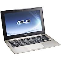 Asus VivoBook S400CA 35,6 cm (14 Zoll) Ultrabook (Intel Core i5 3317U, 1,7GHz, 4GB RAM, 500GB HDD, 24GB SSD, Intel HD…