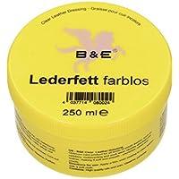 B & E Lederfett - 500 ml - farblos