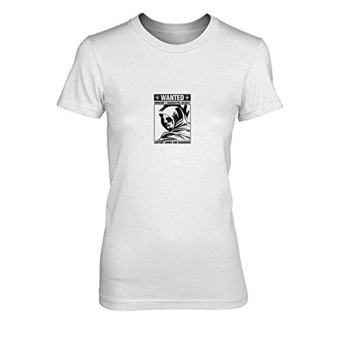 Wanted Arrow - Damen T-Shirt, Größe: XL, Farbe: (Dc Universum Green Lantern Kostüm)