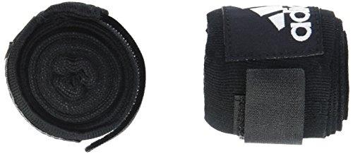 adidas Vendajes Boxing Crepe Bandage, negro, 5 x 3.5m, adibp03