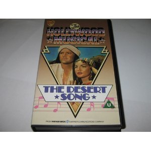 the-desert-song-vhs-1953