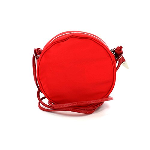 Cosmetic Case Linea Bold Day Time ROSSO