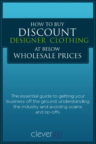 How to Buy Discount Designer Clothing at Below Wholesale Prices