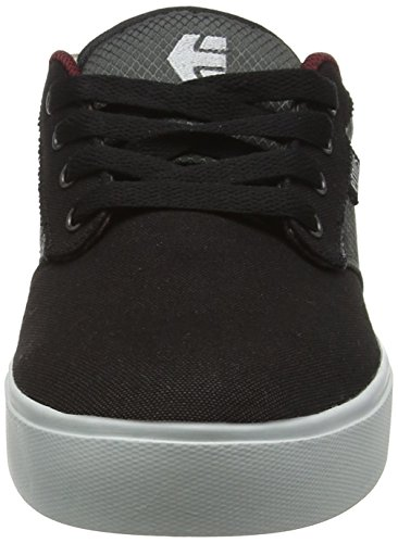 Etnies Herren Jameson 2 Eco Skateboardschuhe Black (Black/Grey/Red576)