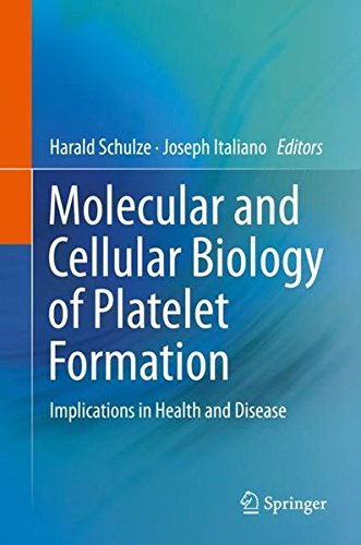 Molecular and Cellular Biology of Platelet Formation: Implications in Health and Disease (Anlage-therapie)