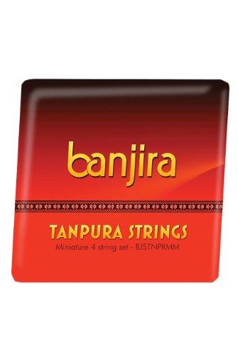 banjira Miniature Tanpura String Set