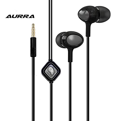 Nokia 515 Dual SIM Supported 3.5mm Stereo Earphone Hands-Free Mini Size Headset With Mic In-Ear Earphones With Extra Bass And Premium Sound Quality Works with all Smartphones,By Aurra  available at amazon for Rs.249