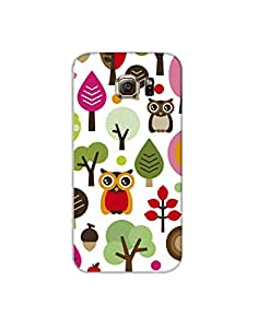 SAMSUNG GALAXY S6 EDGE nkt03 (254) Mobile Case by Leader