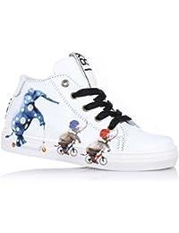 Kool Sneakers Fille Blanc, 34