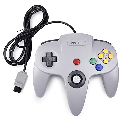 INNEXT Retro N 64 Bit N64 Controller