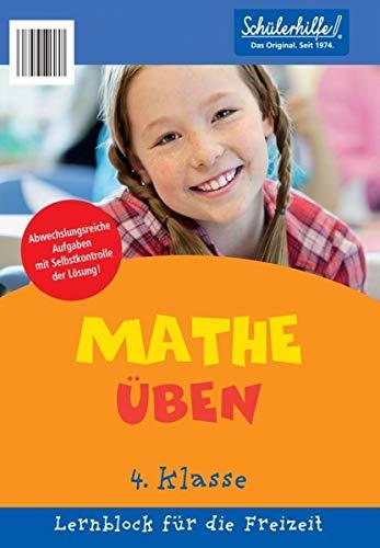 Lernblock Mathe üben 4.Klasse