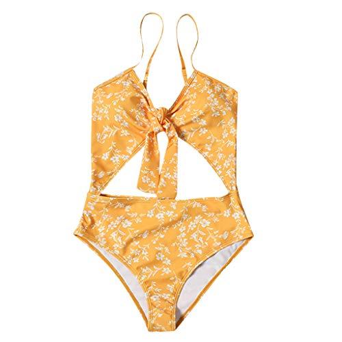 Low Cut Bikini Badeanzug hohen Taille Schwimmen Sportarten Attraktiven Strand brasilianischen Badeanzug Kleidung Anzug Subfamilia Blumendruck Bikini Badebekleidung Swimsuit swimanzug Swimwear - Stammes-schwimmen-bekleidung