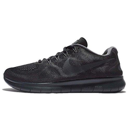 Nike Free RN 2017 Herren-Laufschuhe 880839-003 schwarz