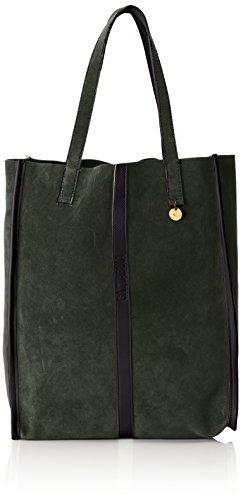 Gattabuia Giulia, sac bandoulière Verde (Ebano/Bosco)