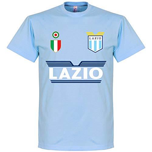 Lazio Team T-Shirt - hellblau - M -
