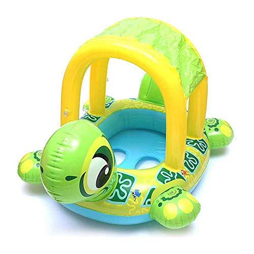 Baby Pool Training Schwimmschwimmbrett Alter 6-36 Monate Baby Schwimmbrett Baldachin Schwimmring Schwimmring für Babys Kinder Jungen Mädchen aufblasbar Pool Spielzeug ()