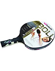 Butterfly Timo Boll Platinum - Pala de ping pong ( Timo Boll ), color rojo