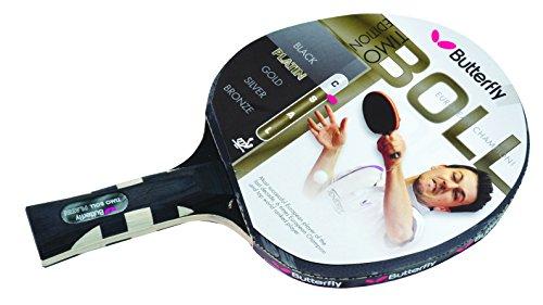 Butterfly Timo Boll - Racchetta da ping pong, colore: Nero