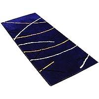 HDWN Addensare il pad porta tappeto assorbente ottomani soggiorno camera da letto bagno , hide blue , 50*120cm