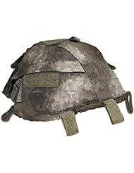 Housse de casque avec poches réglable de HDT Camo