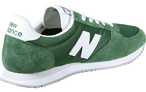 New Balance ML574OU, Zapatillas para Hombre, Varios Colores (Lime), 40.5 EU