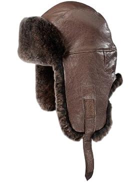 Stetson Merced - Gorro ruso para hombre - marrón