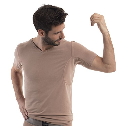 rj-traditional-bodywear-37-026-mens-the-good-life-sand-beige-lyocell-cotton-short-sleeve-top-large