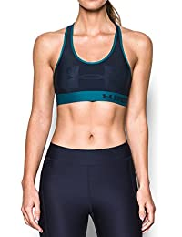 Under Armour Femme Armour Mid Graphic Soutien-gorge de sport