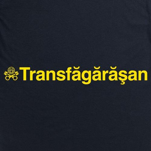 PistonHeads Trans T-Shirt, Damen Schwarz