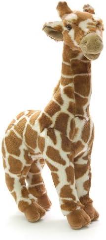 Anima - Peluche Girafe Ushuaé¯a - 38 cm 32xcm | Conception Habile