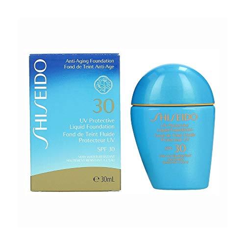 Shiseido UV Protective SPF30 Fondo Maquillaje Tono