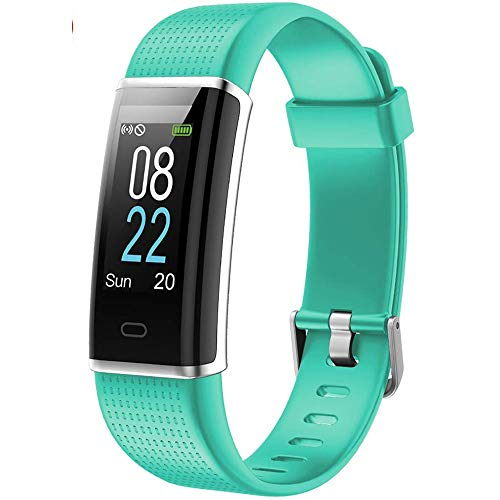 Willful Montre Connectée Bracelet Connecté Podometre Cardio Homme Femme Enfant Smart Watch Android iOS Etanche IP68 Smartwatch Sport Running Sommeil Calorie pour iPhone Huawei Samsung Xiaomi Sony