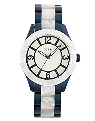 Guess W0074L3 - Reloj para Mujer, Color Gris