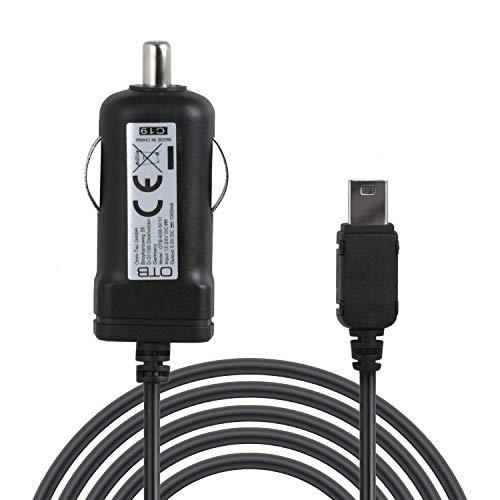 4350 max KFZ Ladekabel Auto Ladegerät mit TMC Antenne für Navigon 4310 max