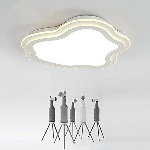 FEI&S lampada da soffitto Led camera da letto soggiorno sala per bambini illuminazione,luce mix - Mix Piastrelle
