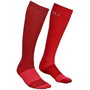 Ortovox Damen Ski Compression Socken