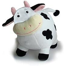 Vaca de Peluche. (16 cm. aprox.)