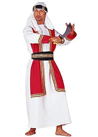 Costume de Prince pour le luxe désert arabe Mens Medium (EU52 UK42)