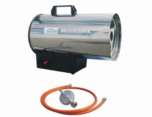 Güde 85005 GGH10 - Generador de aire caliente a gas (10 kW)