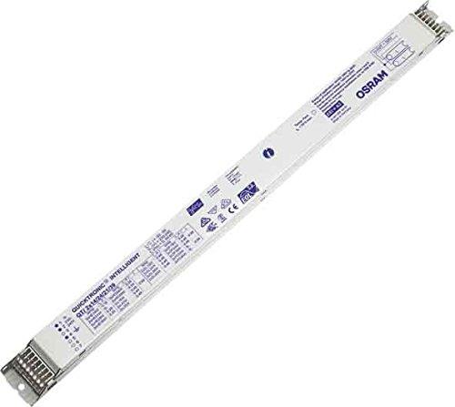 Preisvergleich Produktbild Osram elektronisches Vorschaltgerät QTI 2x T5 Leuchtstofflampe 14 oder 24 Watt dimmbar 1-10 Volt Schnittstelle Quicktronic Intelligent