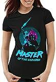 Photo de A.N.T. Master of The Universe T-Shirt Femme Snake Mountain Skeletor par A.N.T. Another Nerd T-Shirt