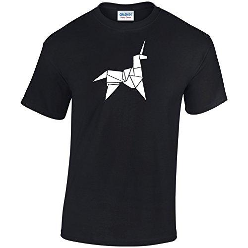 IDHERTFORD Herren T-Shirt Gr. X-Large, Schwarz (T-shirt Blade-herren)