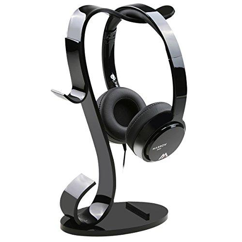 amovee Pro Kopfhörer Kleiderbügel Multifunktional Halterung für Kopfhörer/Handy/iPad/Armbanduhr
