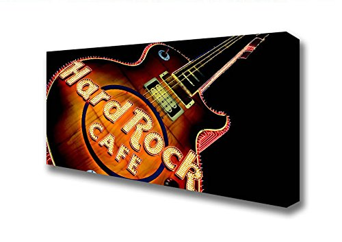 panoramic-hard-rock-cafe-guitar-canvas-art-prints-medium-16-x-40-inches