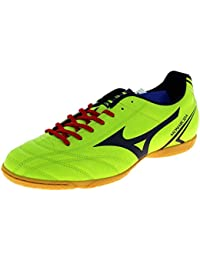 Monarcida Indoor Men s Football Boots Green 152437 · £35.10 · MIZUNO  MONARCIDA IN Soccer Shoes Man Lime   Black Upper With Polyurethane 33851f74ff7be