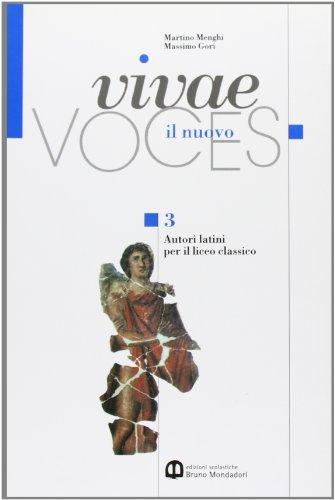 Nuovo Vivae voces. Per il Liceo classico. Con espansione online: 3
