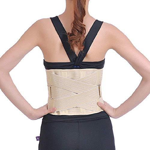 Sxuefang Corrector de Postura,Soporte Espalda Inferior para Adultos Mejora Mala Postura - ImáN Autocalentable CinturóN Ajustable Alivio Cintura Y Dolor Espalda, CinturóN Deportivo
