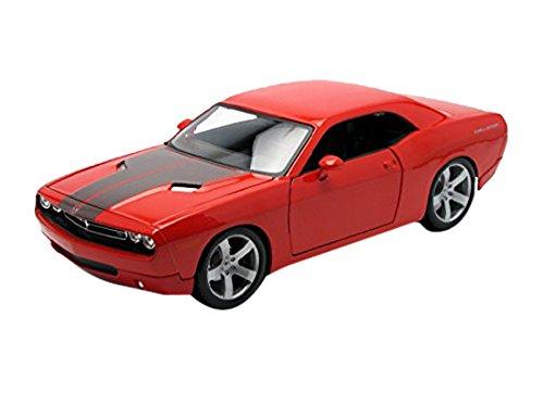 maisto-36138-oro-dodge-challenger-concept-car-2006-1-18-scala